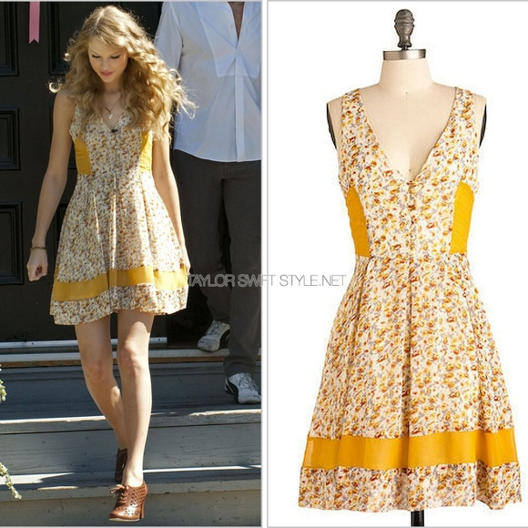 e82a834c8cc58 Modcloth B&B Reservations Dress ASO Taylor Swift L.  M_5ae3ab82f9e501ed497080e7